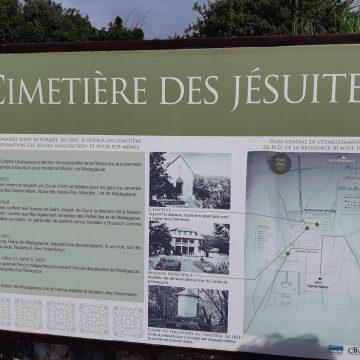 Le cimetière des Jésuites